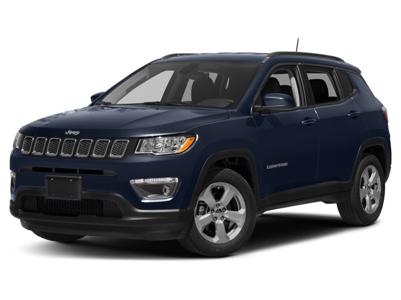 2018 Jeep Compass Limited Jazz Blue Pearl  Shot 10