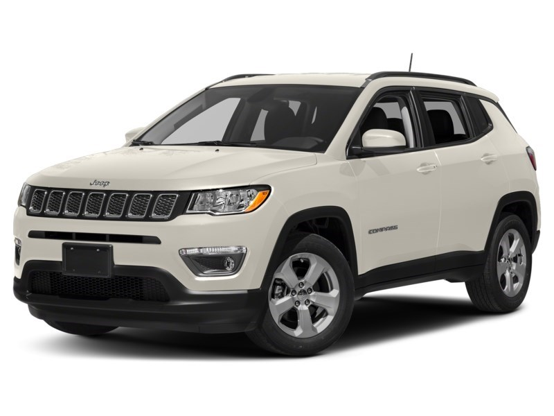 2018 Jeep Compass Limited White  Shot 13