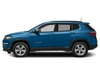 2018 Jeep Compass Limited Laser Blue Pearl  Shot 27