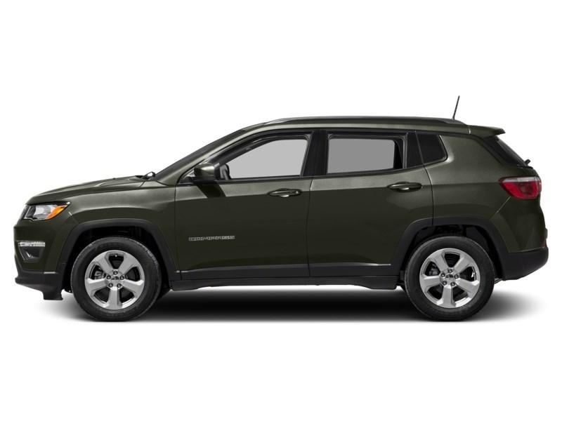 2018 Jeep Compass Limited Olive Green Pearl  Shot 9