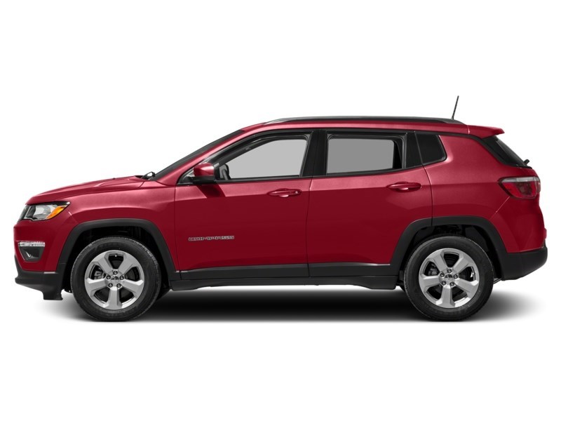2018 Jeep Compass Limited Redline Pearl  Shot 21