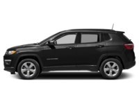 2018 Jeep Compass Limited Diamond Black Crystal Pearl  Shot 30