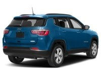 2018 Jeep Compass Limited Laser Blue Pearl  Shot 26