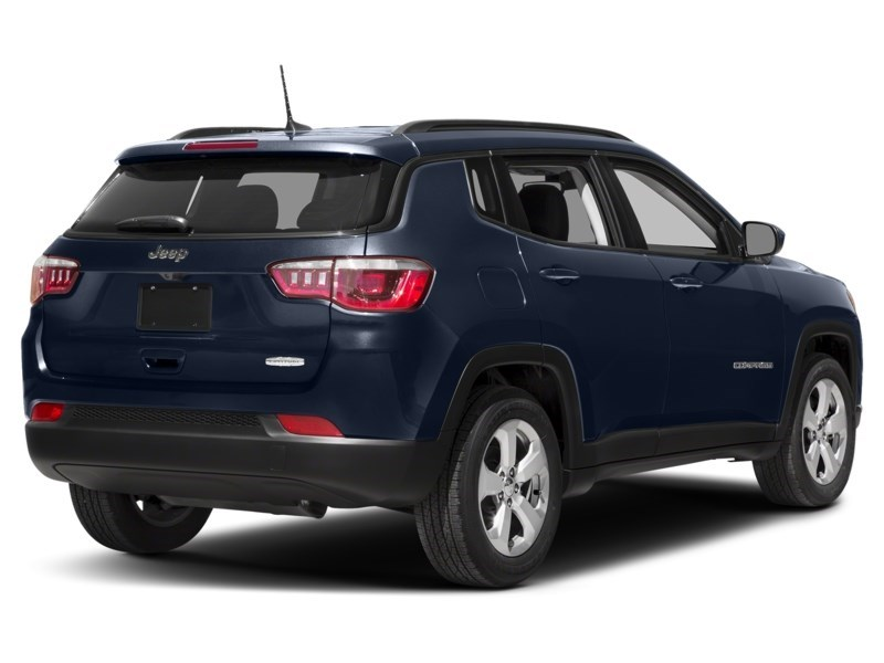 2018 Jeep Compass Limited Jazz Blue Pearl  Shot 11