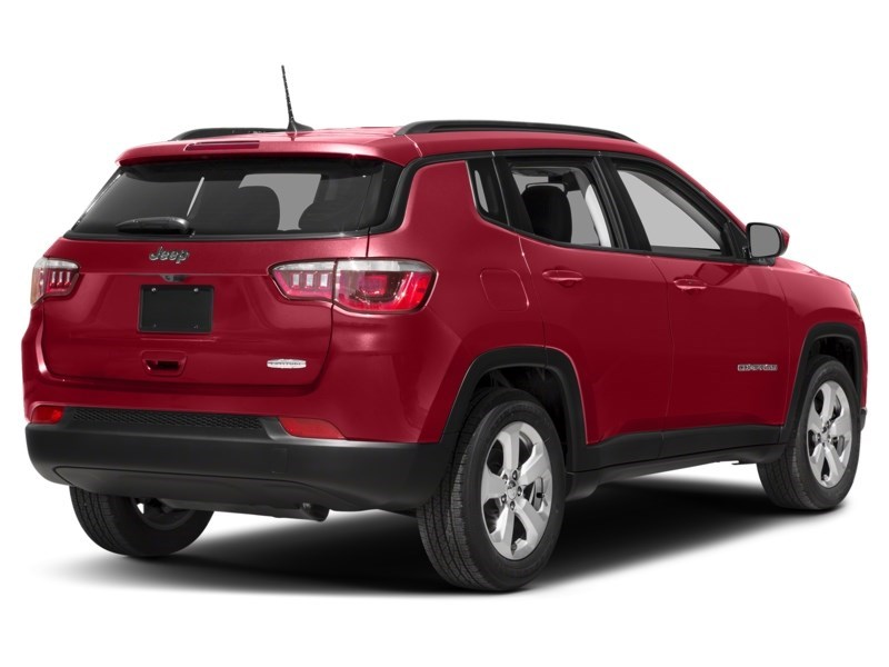 2018 Jeep Compass Limited Redline Pearl  Shot 20