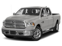 2018 RAM 1500 Longhorn Bright Silver Metallic  Shot 1