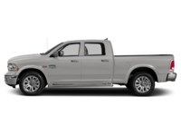 2018 RAM 1500 Longhorn Bright Silver Metallic  Shot 3