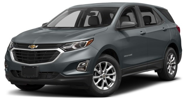 2019 Chevrolet Equinox Nightfall Grey Metallic [Grey]