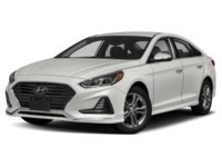 2018 Hyundai Sonata GLS Ice White  Shot 1