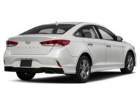 2018 Hyundai Sonata GLS Ice White  Shot 2