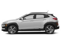 2018 Hyundai Kona 1.6T Ultimate Chalk White  Shot 3