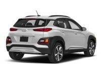 2018 Hyundai Kona 1.6T Ultimate Chalk White  Shot 2