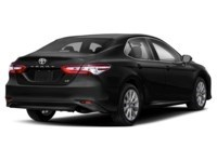 2019 Toyota Camry LE LOADED!!! ***BEST DEAL IN ONTARIO*** Midnight Black Metallic  Shot 2