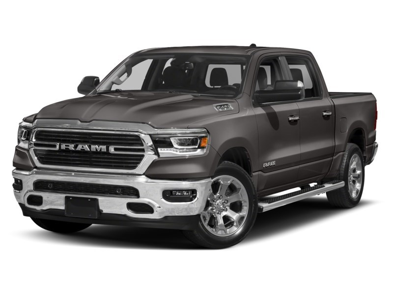 2019 RAM 1500 Big Horn Granite Crystal Metallic  Shot 1