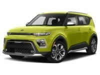 2020 Kia Soul EX Space Green  Shot 1