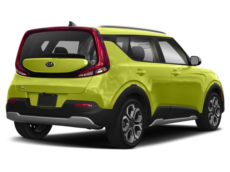 2020 Kia Soul EX Space Green  Shot 2